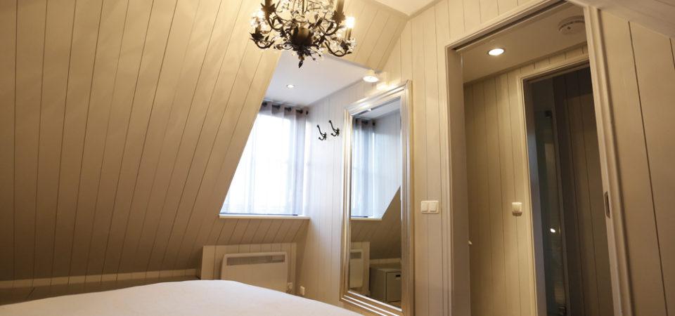 Vakantiehuis Wetterhuske slaapkamer