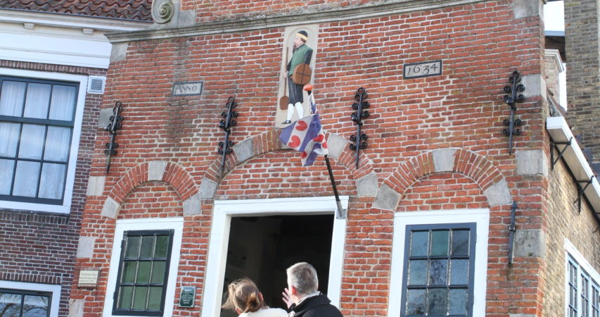 Korendragershuisje Franeker